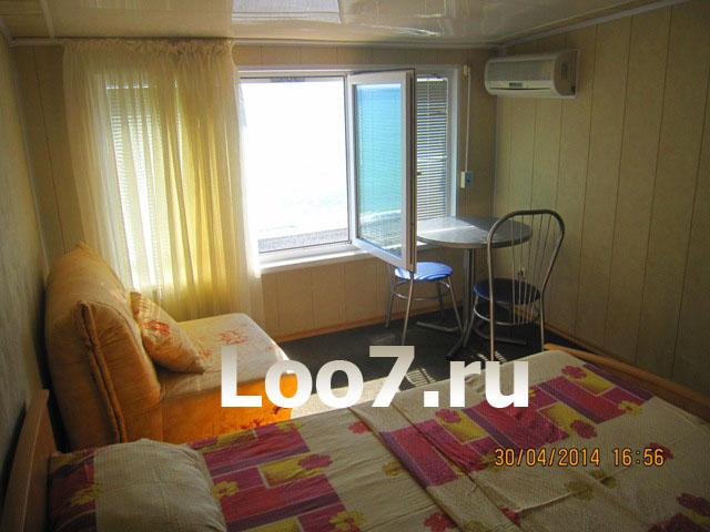 Лоо частные гостиницы возле моря