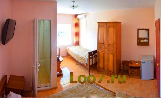 Гостиницы в Лоо рядом с морем фото цены отзывы частный сектор снять недорого номер в Лоо
