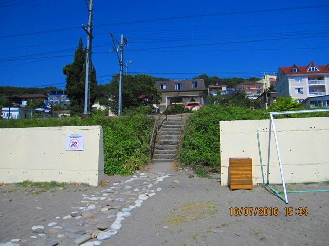 Лоо первая линия у моря гостиницы на ул Декабристов