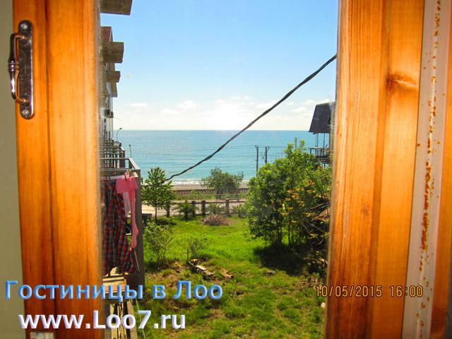 Гостиница в Лоо 2 у самого моря фото