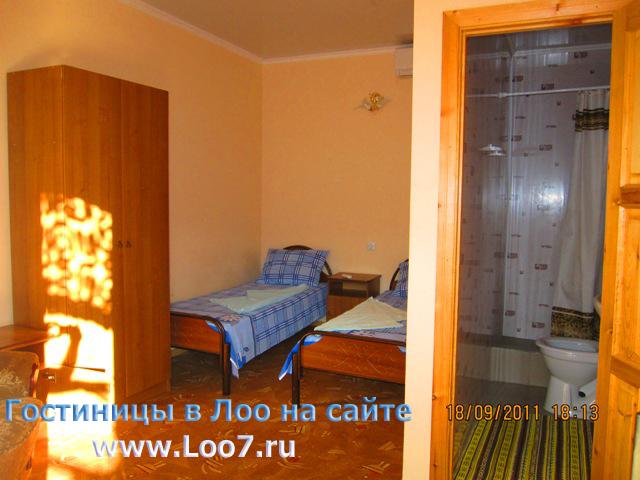 Лоо мини гостиницы на улице Енисейская 40, 41, 42