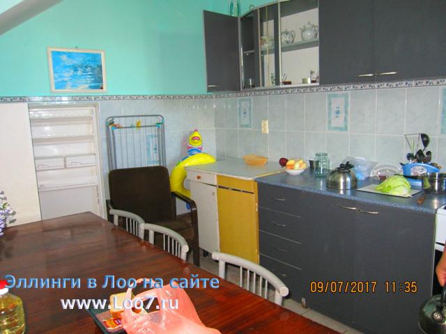 Эллинги в Лоо номера с отдельной кухней в номере