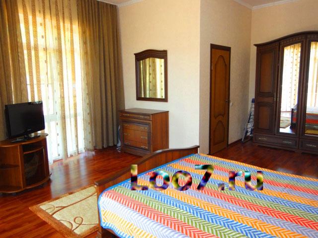 Частные гостиницы Лоо горный воздух