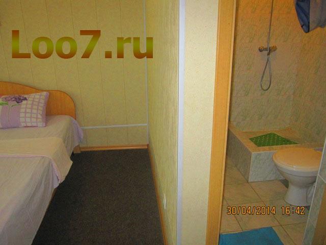 Эллинги в Лоо апельсин, снять номер недорого, фото цены в Лоо на номера возле моря