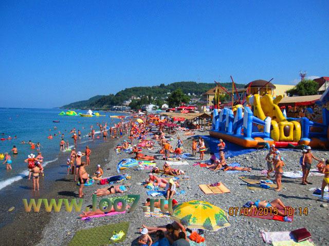 Лоо фото пляжа и набережной отдых цены отзывы отдыхающих бронь номера без посредников