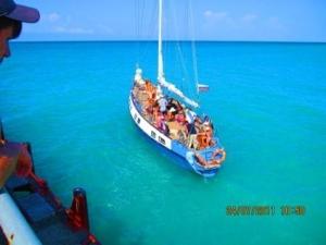 Лоо морская рыбалка с катера в открытом море фото