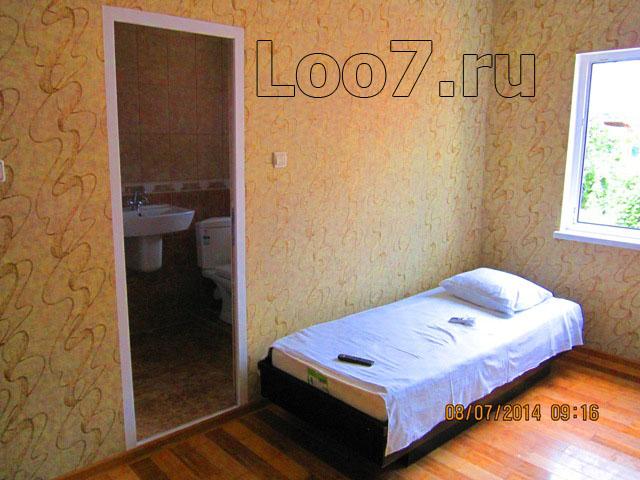 Частные гостиницы в Лоо у моря