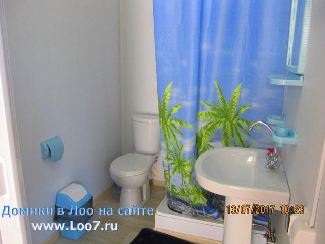 Отдых в Лоо летное домики рядом с морем