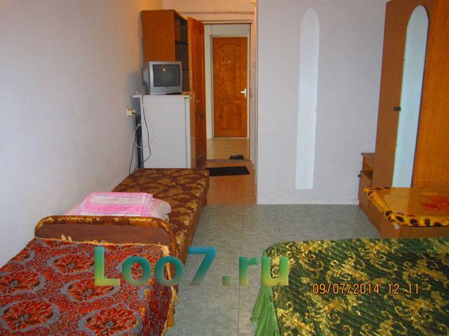 Отдых в Лоо цены в гостиницах у моря