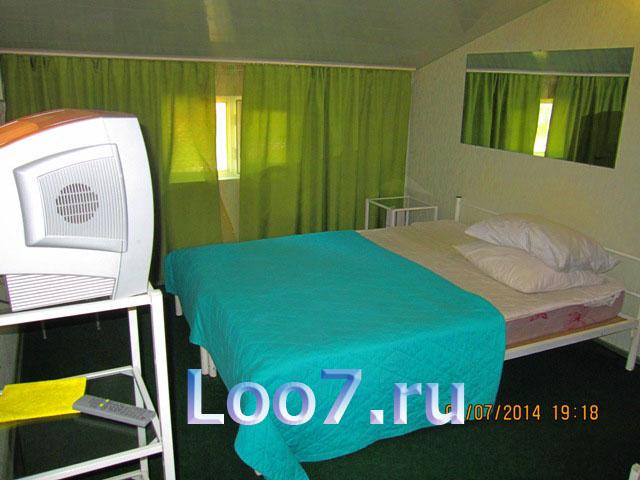 Гостиницы в Лоо фото отдыхающих