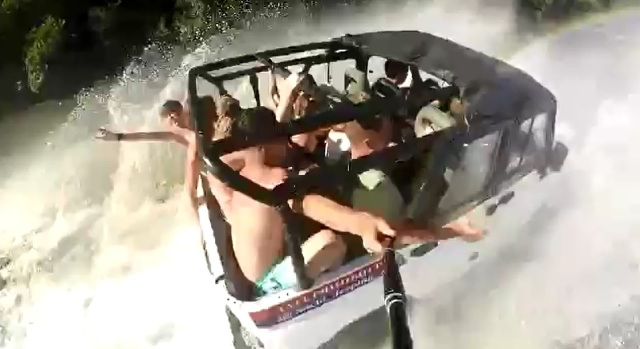 Поездка на 33 водопада из Вардане