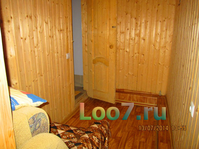 Снять домик в Лоо летом