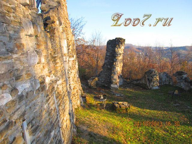 Лоо остатки Византийского храма