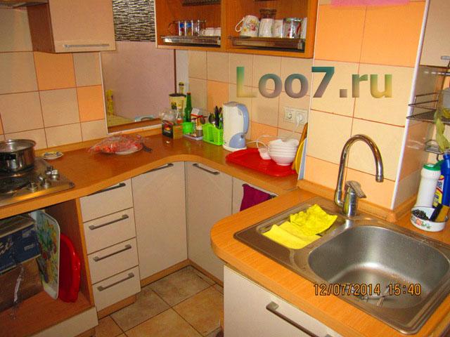 Эллинг в Лоо с кухней в номере