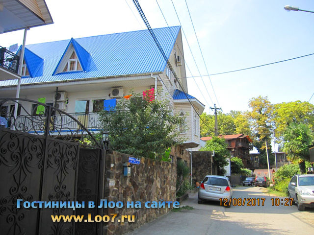 Отдых в Лоо частные гостиницы рядом с морем