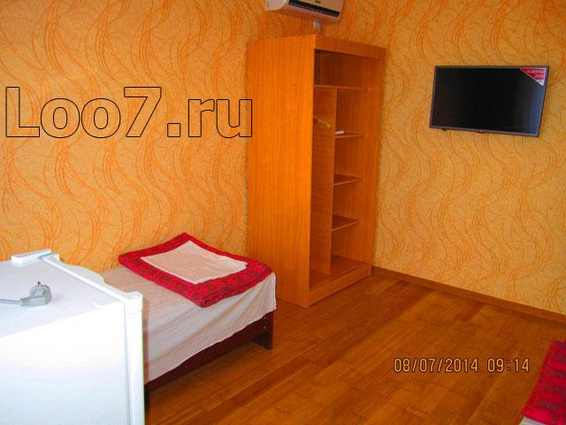 Гостиницы в поселке Лоо ул жигулевская