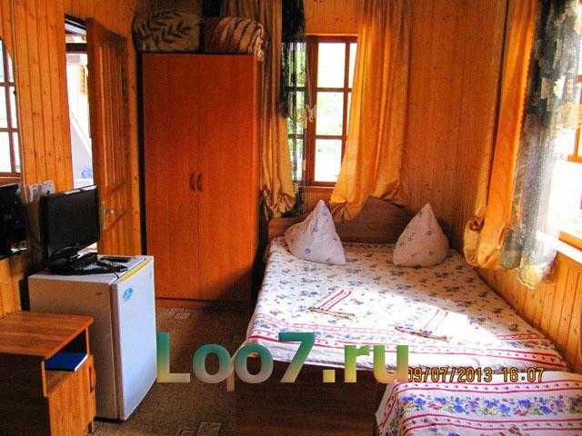 Все гостиницы в Лоо, фото, частный сектор