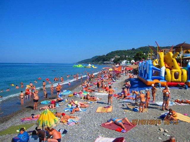 Отдых в Лоо на Черном море фото