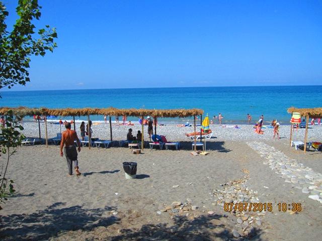 Лоо центральный пляж фото цены
