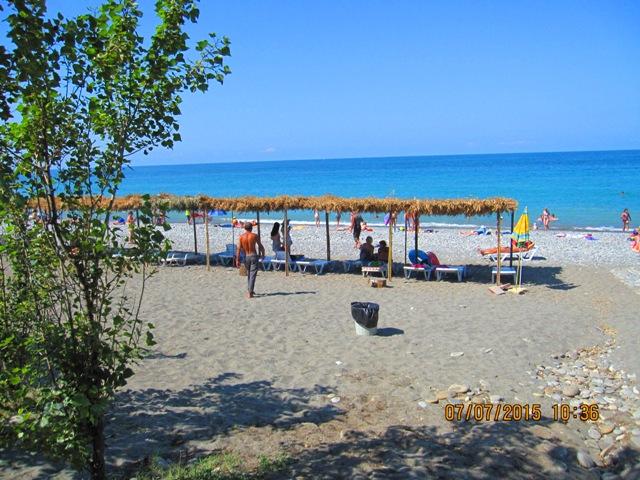 Отдых в Лоо пляж гостиницы цены на недорогое жилье