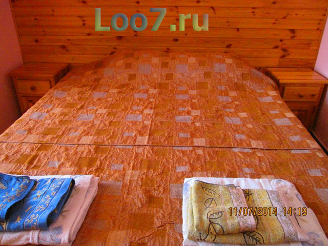 Номера в Лоо двух комнатные цены