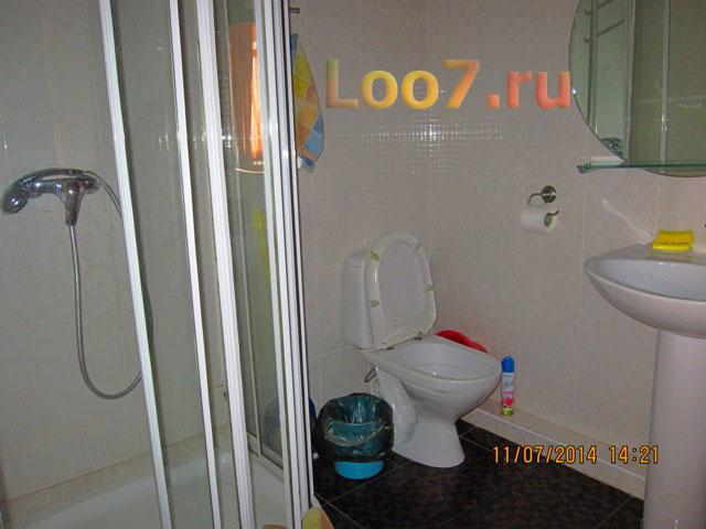 Эллинги в Лоо с удобствами в номере