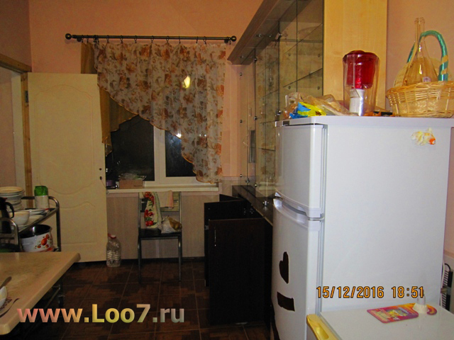 Гостиница в Лоо с кухней