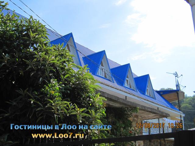 Гостиницы в Лоо недорого номера стандарт