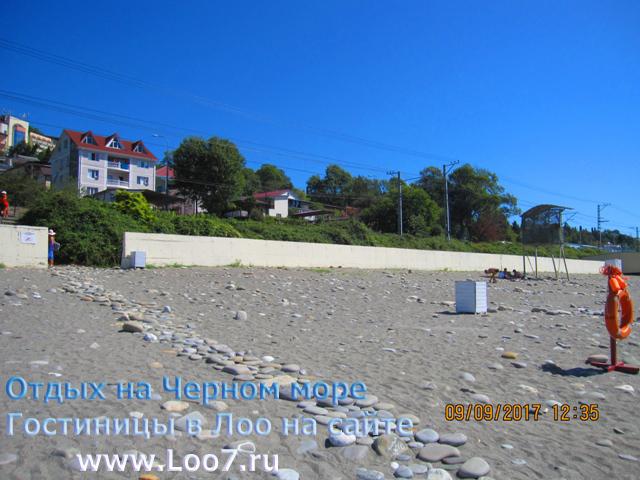 Гостиницы в Лоо рядом с морем