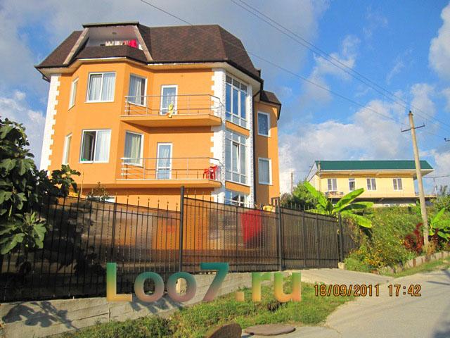 Гостевые дома в Лоо на улице декабристов