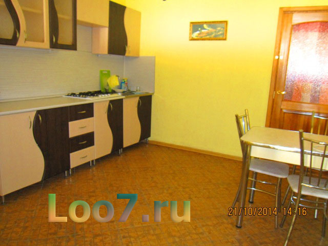 Эллинги в Лоо с кухней в номере