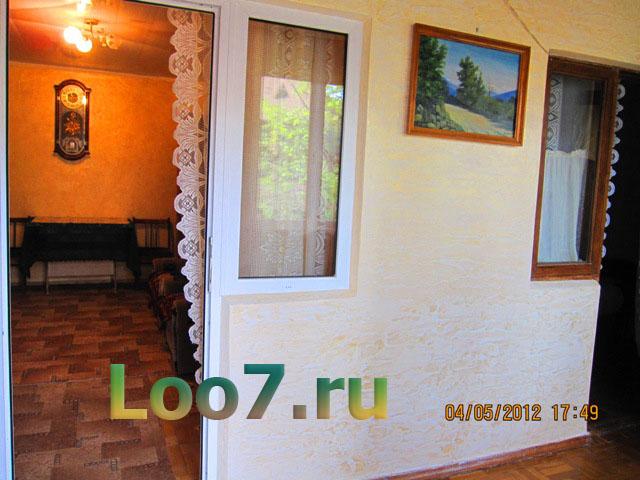 Гостевой дом с двух комнатными номерами