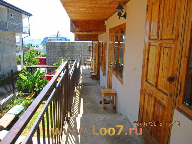 Отдых в Лоо частные гостиницы без посредников недорого снять рядом с морем
