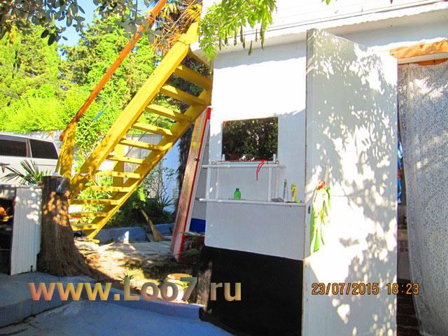 Гостевые домики в Лоо 2016