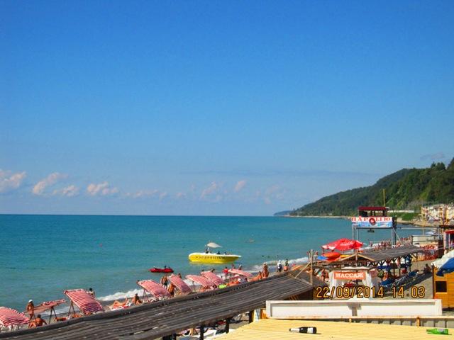 Лоо отдых на Черном море
