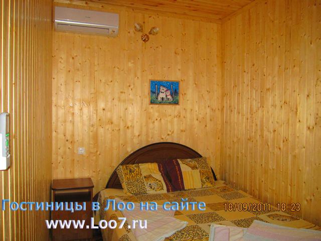 Домики в Лоо фото