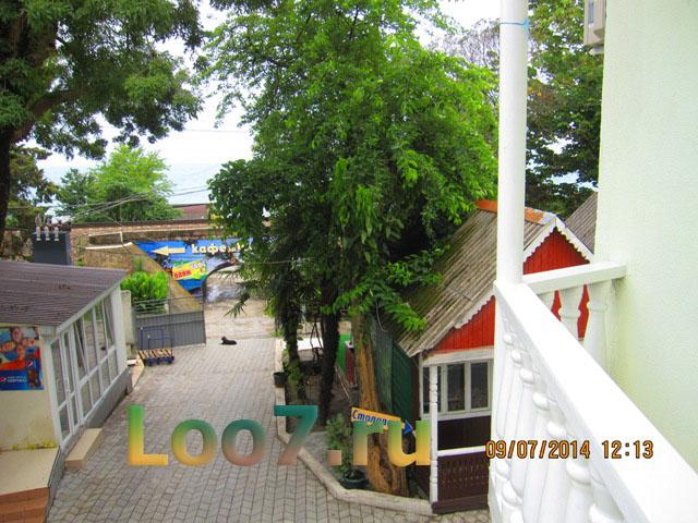 Гостиницы в Лоо на берегу моря