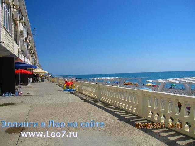 Лоо пляж рядом с эллингами фото отдыхающих