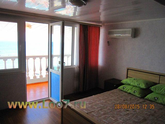 Эллинги с Лоо недорого с балконом и кухней в номере