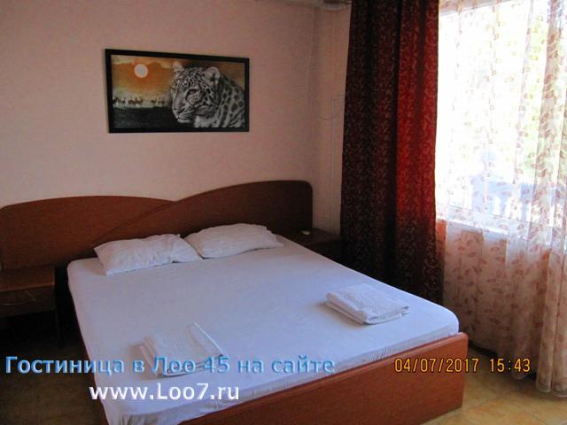 Мини гостиница в Лоо цены