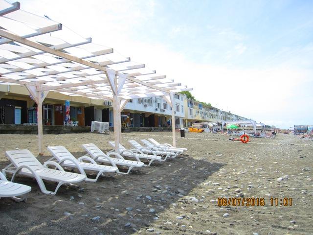 Жилье в Лоо рядом с пляжем