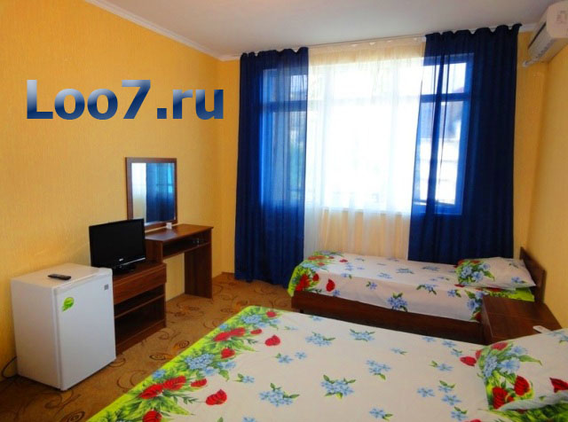 Отдых в Лоо частный сектор цены без посредников в гостиница на ул. жигулевская