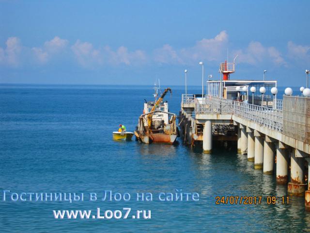 Домики в Лоо у самого моря цены
