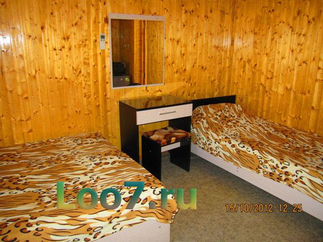 Частные гостиницы  в Лоо на улице Енисейской горный воздух, фото, цены, без посредников