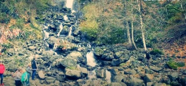 Экскурсии джиппинг в Абхазию из Сочи на водопады