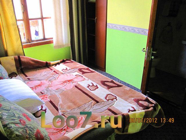 Поселок Лоо гостевые дома недорого, цены фото отзывы