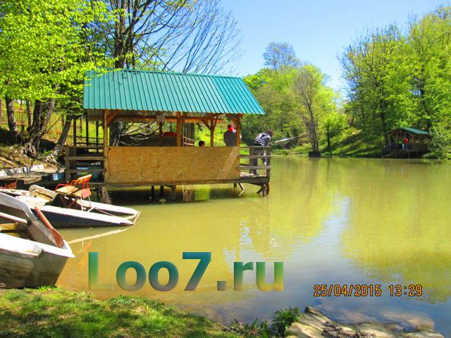 Лоо домики рыбалка цены фото