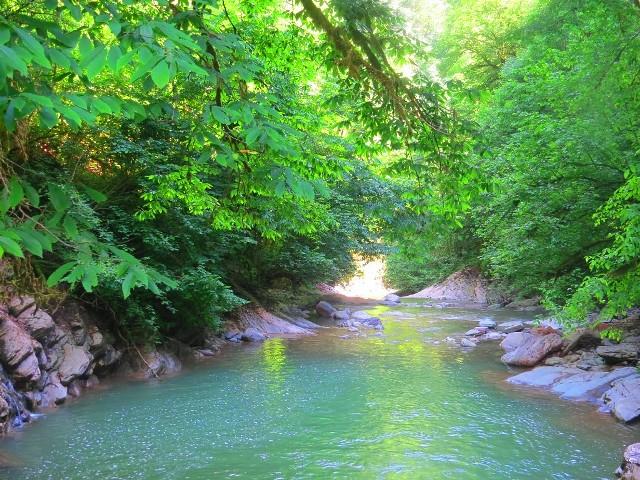 Фото 33 водопада в Лоо