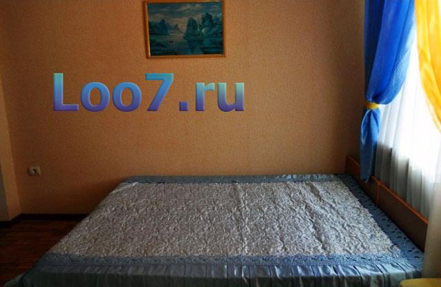 Лоо гостиницы низкие цены 350 рублей