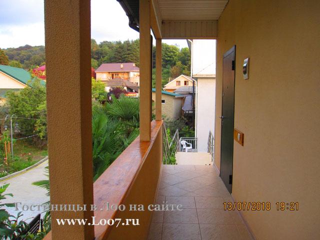 Гостиницы в Лоо с бассейном недорого